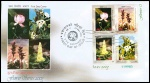 Himalayan Flower Stamps o­n First Day Cover
